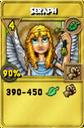 Seraph Treasure Card