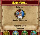 Bad News...