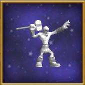 Grand Cyclops Statue