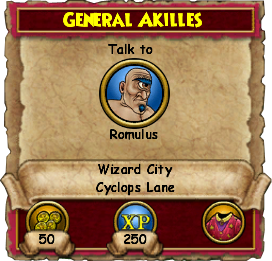 General Akilles (Quest)