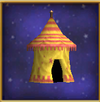 Small Yellow Tent