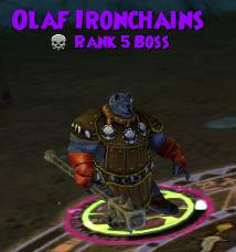 Olaf Ironchains