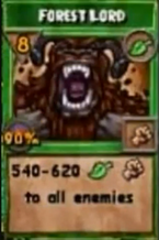 Forest Lord Spell