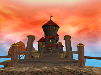 Forlorn Tower