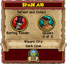 Spade Aid