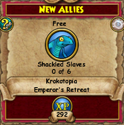 New Allies
