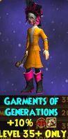 Robe MS Garments of Generations Female