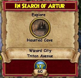In Search Of Artur