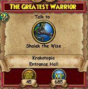 The Greatest Warrior 2