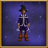 Novice's Robe Male