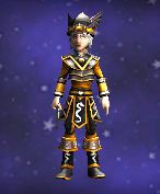 Robe DS Malistaire's Tunic of Torment Male