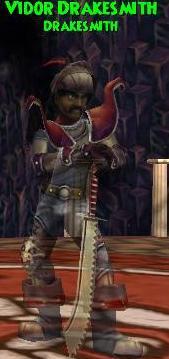 NPC DS Vidor Drakesmith