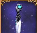Cold Iron Dagger