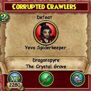 Corrupted Crawlers QDS