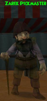 NPC DS Zarek Pickmaster
