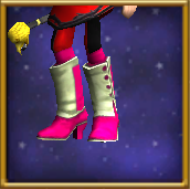 Shoes of the Breakneck Female
