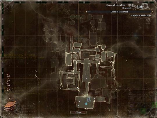 Chikor Castle Site Upper