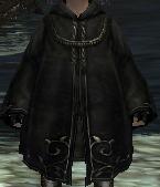 Black Cloak Front