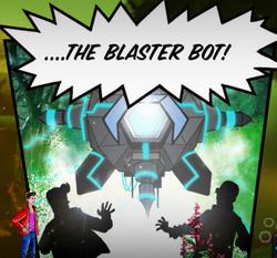 Blaster bot 2