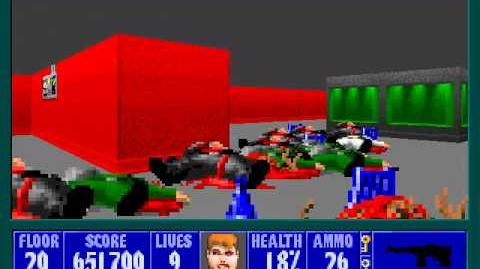 Spear Of Destiny 2 - Return To Danger - Floor 14 (Atomic Research Area Secret)