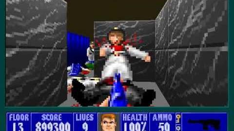 Spear Of Destiny 2 - Return To Danger - Floor 15 (Atomic Research Area 3)