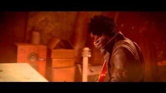 Wolfenstein The New Order - Jimi Hendrix Death