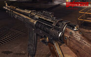 Nazi assault rifle 1946 rear view by panick-d7k07lw