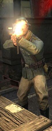 Nazi Trooper