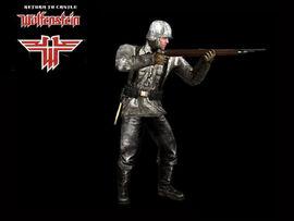 Soldier RTCW snow