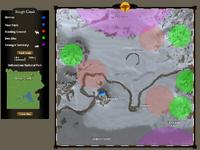 Sloughcreek map snow