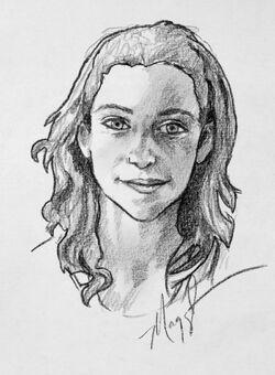 Sketch Rachel