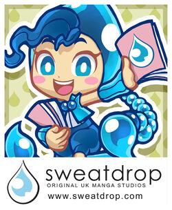 SweatdropStudiosMascot