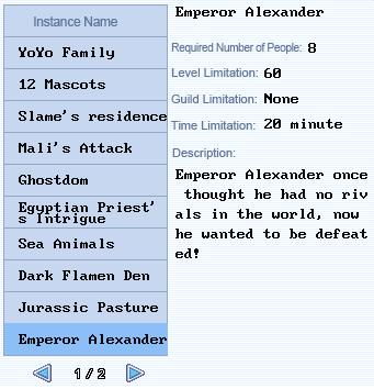 Emperor Alexander
