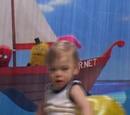 Baby at Sea