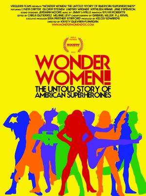 Wonder Women doc poster