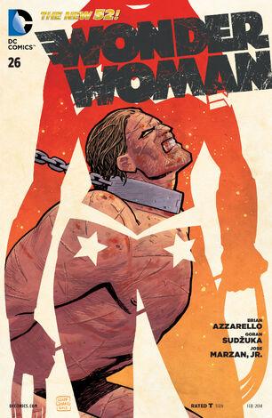 Wonder Woman Vol 4-26 Cover-1