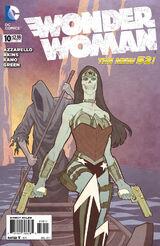Wonder Woman Vol 4-10 Cover-1