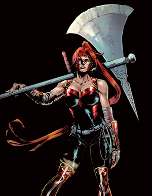Artemis - Red Hood and the Outlaws 01