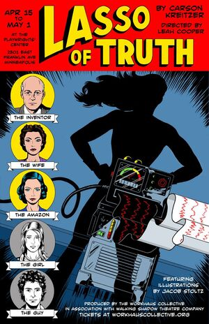 Lasso of Truth poster