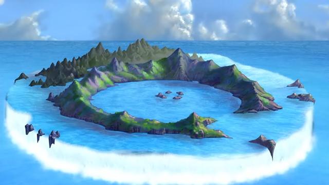 Resultado de imagen para themyscira island