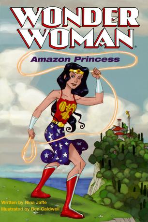 Book - Amazon Princess