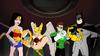 DC Super Friends 95 13 League vs Legion