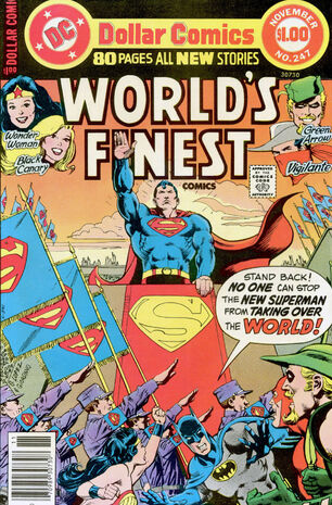 World's Finest Comics v1 247