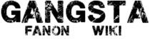 Gangsta Fanon Wiki Wordmark