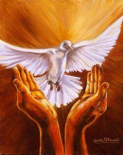 Come-holy-spirit-carole-powell
