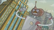 The robot problem 3