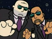 Big Bodyguards