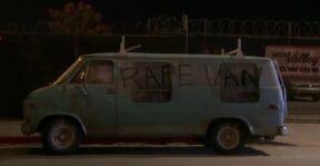 Rape van