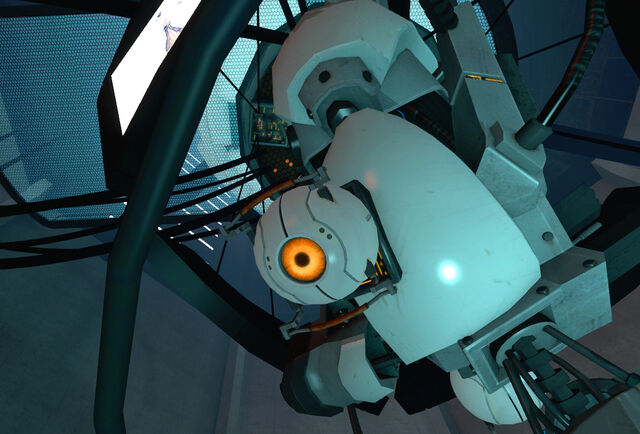 File:GLaDOS' Curiosity Core attached.jpg