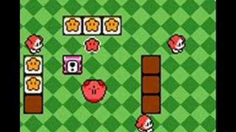 Kirby Tilt 'n' Tumble - Simple Stage
